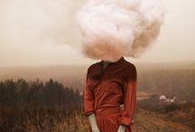 The head in clouds... / Ninon's Board