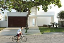 Architecture / Architecture extérieure, originale, nouvelle...