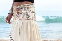 #bohoweekend skirts / Perfect skirts for a perfect #bohoweekend