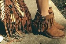 #bohoweekend boots / Beautiful boho boots