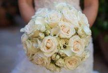 Real Wedding: Stephanie & Brad / Stephanie & Brad's elegant Sassi wedding, photographed by Jennifer Bowen photography.