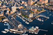 Boston Harbor / Great views from the Boston Harbor!