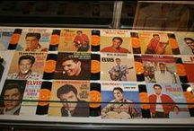 Elvis exhibition at Barbican Music Library / Elvis @ 80 at Barbican Music Library until 27 June 2015