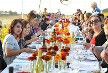 Fabulous Food & Festive Flowers / Matfer Bourgeat proudly sponsored the Field to Vase Dinner Tour in Carlsbad, CA.  It was one of a kind dining experience that promoted local farms, growers and seasonal ingredients. See how executive Chef Marissa Gerlach wowed the guests with an incredible Farm-to-Table experience in the Flower Fields.   http://www.matferbourgeatusa.com/fabulous-food-festive-flowers