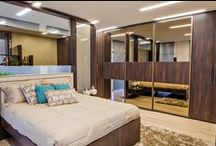 Ideias para quartos de casal / Ideias inspiradoras para projetos de dormitórios de casal