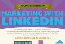LinkedIn: Tips / Infografías con consejos sobre el uso de LinkedIn.