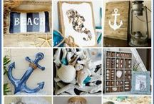 Beach Crafts / Let's get crafty together and make some ocean themed crafts!