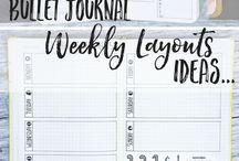 Weekly/Daily Layouts
