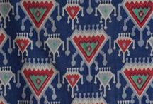 Textiles from our archive / Textiles we buy for inspiration and to use in projects, most are for sale.
