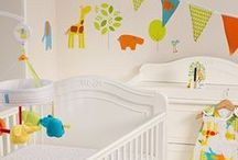 happy spaces for baby faces / nursery and bedroom ideas for the wee ones in our lives / by Gro Company