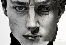 Art / Somos esponjas llenas de ojos.