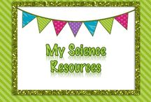 {My} Science Resources / Lessons for 3rd, 4th, 5th Grade Science and 7th Grade Life Science.