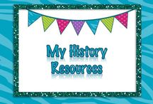 {My} Social Studies and History Resources / Social Studies and History Lessons for 3rd, 4th and 5th Grades.