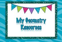 {My} Geometry Resources / Geometry Guided Notes, Projects, Activities, and Tasks.