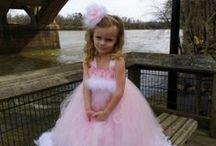 Flower Girl Dresses / Custom Couture Flower Girl Dresses, perfect for any style wedding. Let me help you design your dream today.