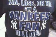 New York Yankees / New York Yankees The greatest sports franchise EVER!!! / by David Meyer