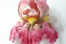 woolfelt wet felting / this is only  about the wet felting methode...