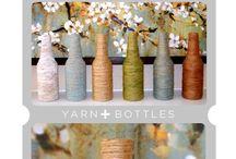 Vaser og flasker / Seje vaser og flasker