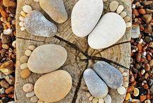 Sten / Seje eller flotte sten