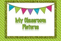 {My} Classroom Pictures / My Classroom Set-up and Decorations