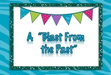 """{My} """"Blast From the Past"""" Lessons / Some of my favorite lessons."""