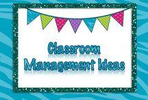 Classroom Management Ideas / Ideas for Classroom Management.