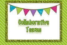 Collaborative Teams / Ideas for Collaborative Teams.
