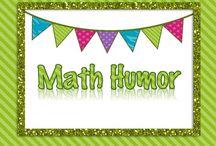 Math Humor / Math quotes and sayings.