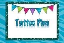 Tattoo Pins