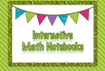 Interactive Math Notebooks / Ideas and cool things for Interactive Math Notebooks.