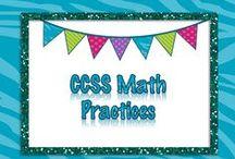 CCSS Math Practices / Common Core Math Practices