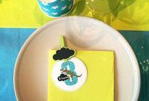 Kids Birthdays { BY KICK } / Anniversaires à thèmes