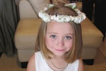 Ideas For the Flower girl / All flower girls are very special, also a key person on your wedding day.