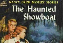 Old Nancy Drew Book Covers!