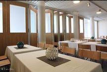 Ravintola Kestin remontti / Lounasravintola Kesti remontoitiin uuteen uskoon kesällä 2015.