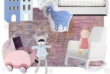 Nursery Inspiration & Plans / Decor Ideas & inspiration for baby girls bedroom