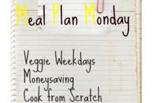 Recipes & Meal Planning / Mainly meal planning posts from my blog & other great resources I've found online. My aim is to make planning great meals and saving money easier.