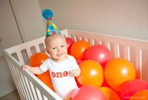Baby's First Birthday / Plans for Luisas birthday