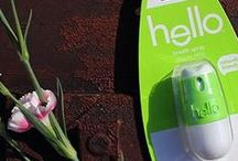a spray of sunshine / by hello products