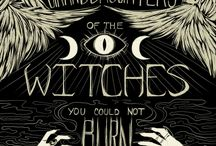 Witch style, witchcraft / Witchy inspiration