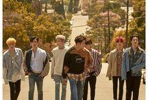 GOT7 | SEVENTEEN / GOT7 members are: Yugyeom, Bambam, Youngjae, Jackson, JB, Jinyoung and Mark ✨ SEVENTEEN members are: Dino, Wonwoo, S. Coups, Woozi, Jeonghan, DK, Seungkwan, Joshua, Jun, The8, Hoshi, Vernon and Mingyu ✨