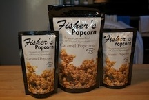Popular Popcorn / Some of our most popular popcorn products.