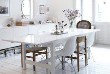 Interior design inspiration / by Viveca Hindersson