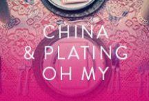 China & Plating