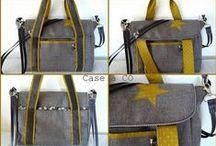 couture sacs et pochettes inspiration