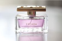 Perfumes (my own favourites)
