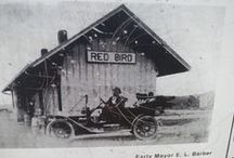 Redbird, Oklahoma / One of the remaining all-black towns of Oklahoma. See much more on this amazing history at www.struggleandhope.com