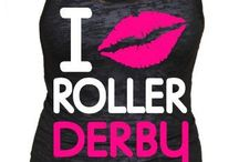 Derby Divas & Roller Girls / Please feel free to repin as much as you like from any of our boards because that's what Pinterest is all about!  Happy Pinning! ❤️ Rebel Elle xx