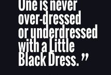 Little Black Dress (LBD) / Please feel free to repin as much as you like from any of our boards because that's what Pinterest is all about!  Happy Pinning! ❤️ Rebel Elle xx