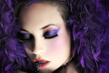 Purple / Purples & Plums:  Fashion, Beauty & Style Inspiration.  NO PINNING LIMITS HERE!  If you❤️it too, it's ok PIN away!